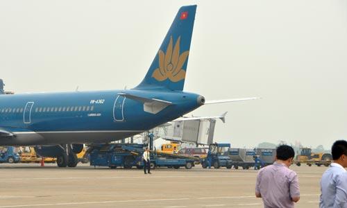 Trong tháng 8, tỷ lệ chậm chuyến của Vietnam Airlines là 10,4%, so với con số 11,8% hai tháng trước đó.