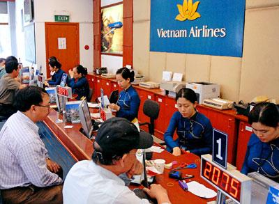 Vietnam Airlines tuyển chuyên viên làm việc tại Thanh Hóa