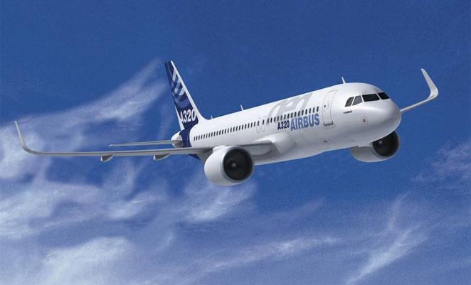 phiên bản nâng cấp của tàu bay chở khách nổi tiếng A320.