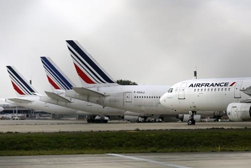 Air France có nguy cơ mất hơn 600 triệu USD lợi nhuận năm nay. Ảnh: Reuters