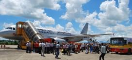 Ngày 19/11, Công ty cổ phần hàng không Jetstar Pacific công bố mở thêm đường bay Hà Nội - Băng Cốc