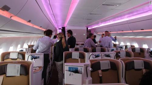 Hành khách gây rối trên chuyến bay của Vietnam Airlines ngày 3/11 (Ảnh minh họa)