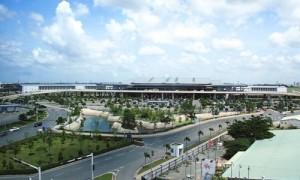 Sân bay Quốc tế Tân Sơn Nhất, Việt Nam.