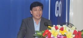 Thứ trưởng Bộ GTVT Nguyễn Ngọc Đông phát biểu chỉ đạo diễn tập.