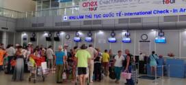 Lượng khách Nga đến Việt Nam đang giảm mạnh.