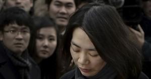 Bà Cho đã có hai lần xin lỗi công khai kể từ sau khi xảy ra vụ việc trên chuyến bay New York-Incheon.