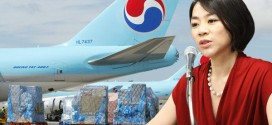 Bà Heather Cho là con gái cả của Chủ tịch hãng hàng không Korea