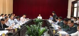 Bộ trưởng Đinh La Thăng chủ trì họp về công tác an toàn hàng không