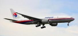 Chiếc Boeing 777-200ER cùng loại với chiếc mất tích mang số hiệu MH370 của Malaysia Airlines