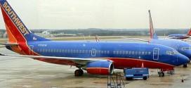 Em bé chào đời khi máy bay của hãng Southwest Airlines mới cất cánh