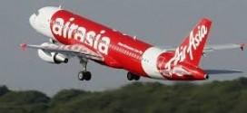 Một máy bay của hãng AirAsia.