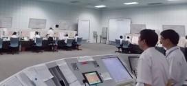 Một kíp trực không lưu tại trung tâm điều hành ACC HCM