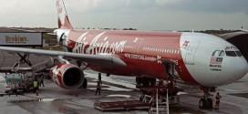 Một chiếc máy bay Airbus A320-200 của AirAsia, cùng loại với chiếc máy bay mất tích sáng nay của hãng.