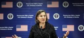 Trợ lý Ngoại trưởng Mỹ Victoria Nuland.