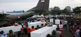 Vớt được 30 thi thể trong thảm họa QZ8501