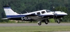 Phi cơ Piper PA-34.
