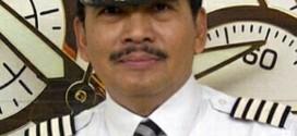 Phi công Irianto - người điều khiển máy bay mang số hiệu QZ8501