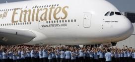 Emirates hiện là khách hàng lớn nhất của A380.