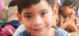Con trai 8 tuổi của cơ trưởng chuyến bay QZ8501.
