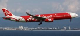 Một máy bay của hãng AirAsia X