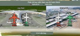 Sau khi hoàn thành vào năm 2050, sân bay Long Thành sẽ đảm nhận 90% các chuyến bay quốc tế và 20% chuyến nội địa cho khu vực phía Nam.