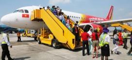 Hàng không giá rẻ liên tục tung ra các chương trình khuyến mãi.
