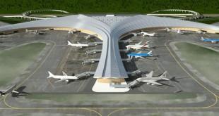 Ý tưởng mô hình Cảng hàng không quốc tế Long Thành