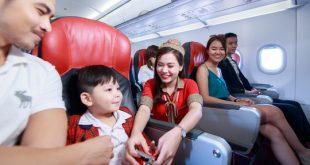 Vietjet mở bán 55.000 vé 0 đồng và tăng tải trên các chuyến bay đến Đài Loan nhân dịp Tết Trung thu