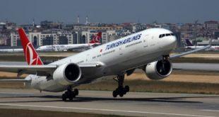 Một chiếc máy bay của Thổ Nhĩ Kỳ