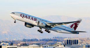 """Hãng hàng không Qatar Airways đã mất danh hiệu có """"chặng bay dài nhất thế giới"""" ."""