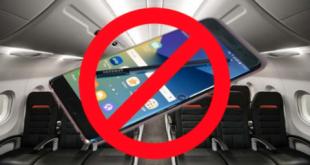 Samsung Galaxy J7 đối mặt với nguy cơ bị cấm mang lên máy bay