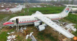 Chiếc máy bay này sắp tới sẽ trở thành nhà hàng, khách sạn