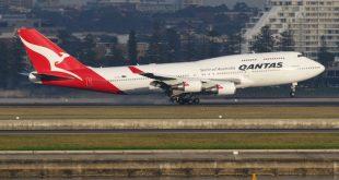 Máy bay của hãng hàng không Qantas