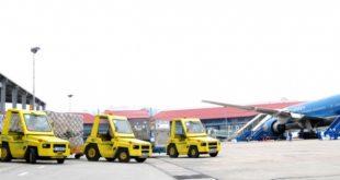 Giám sát Hải quan tự động đối với hàng hóa quá cảnh tại Cảng hàng không quốc tế Nội Bài