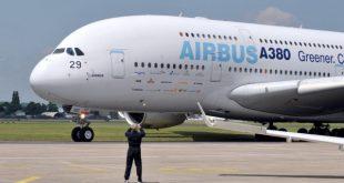 A380 là máy bay chở khách lớn nhất thế giới