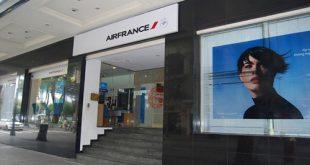 Văn phòng đại diện của Air France Việt Nam tại Tp. HCM