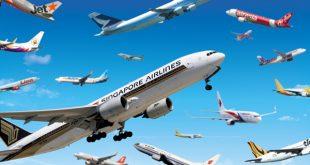 Cạnh tranh giữa các hãng hàng không châu Á ngày càng khốc liệt