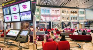 Sân bay Changi, Singapore
