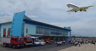 Sân bay Đồng Hới là một trong những cảng hàng không chưa được khai thác tối ưu về công suất.