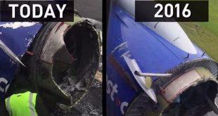 Một chuyến bay khác của Southwest đã gặp sự cố tương tự năm 2016.