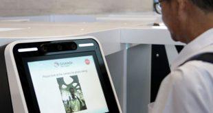 Nhà ga T4 mới nhất của Changi ứng dụng công nghệ nhận diện khuôn mặt cho phép hành khách tự check-in, gửi hành lý, xuất nhập cảnh và lên máy bay