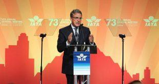 Tổng giám đốc IATA Alexandre de Juniac