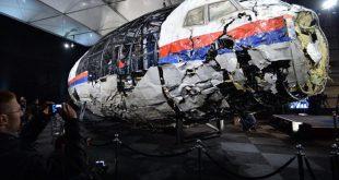 Mảnh vỡ máy bay MH17 được thu thập và ghép lại