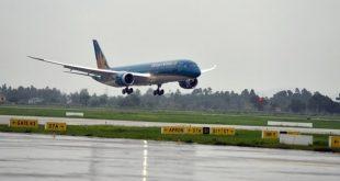 Hàng loạt các hãng hàng không đổi giờ, hủy chuyến bay tránh bão số 3