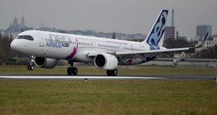 Máy bay Airbus A321NEO