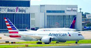 American Airlines là một trong bốn hãng của Mỹ thay đổi thông tin về Đài Loantrên trang web vào phút chót