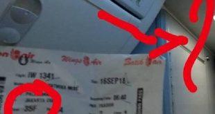 Tấm vé của Satwika.
