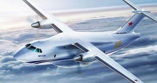 Máy bay vận tải quân sự mới Il-112V đã vượt qua các bài kiểm tra thử nghiệm.