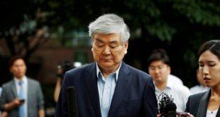 Chủ tịch hãng hàng không Korean Air Cho Yang Ho bị cáo buộc tham ô hàng chục triệu USD cùng nhiều tội danh khác.