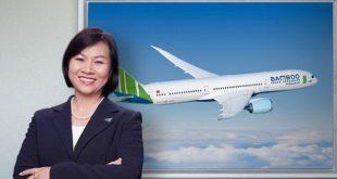 Phó chủ tịch Bamboo Airways Dương Thị Mai Hoa